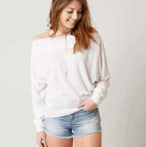Free People Valencia Pullover Sweater